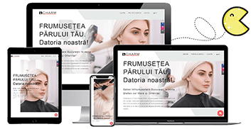 creare website pret