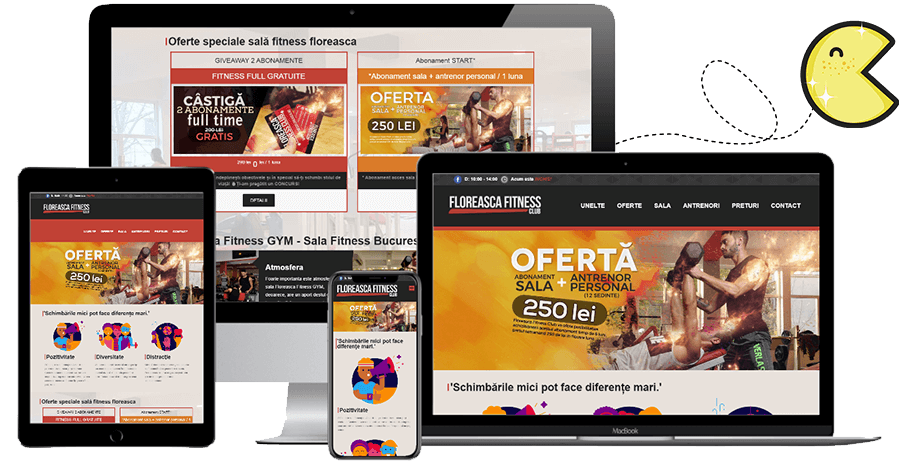 creare site Slatina • Optimizare • PAC Media