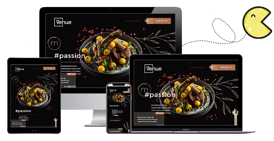 web design 2019 • Optimizare • PAC Media